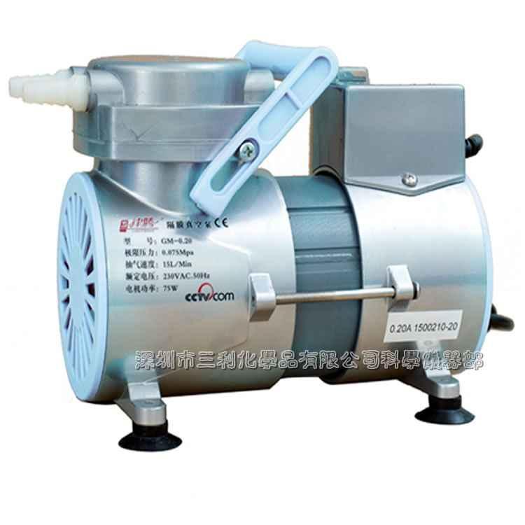 津腾GM-0.20隔膜真空泵